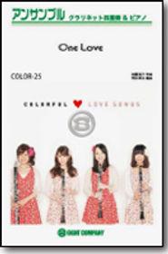 【單簧管四重奏】One Love
