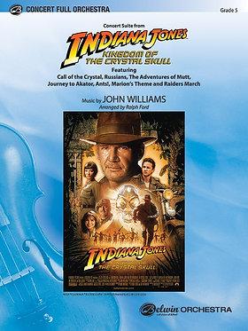 【管弦樂團】 印第安納·瓊斯和水晶頭骨王國 Indiana Jones and the Kingdom of the Crystal Skull