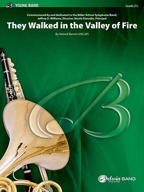 他們走在火谷裡 They Walked in the Valley of Fire