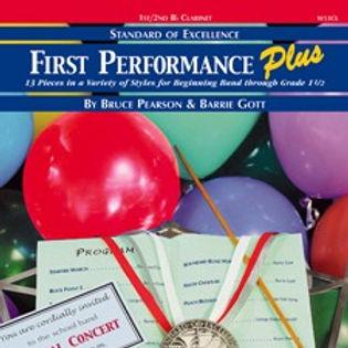 史丹達爾最佳合奏合集 - 降E調上低音薩克斯風管 First Performance Plus