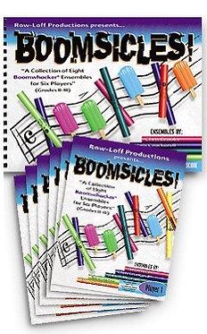 Boomsicles最佳打擊重奏曲集