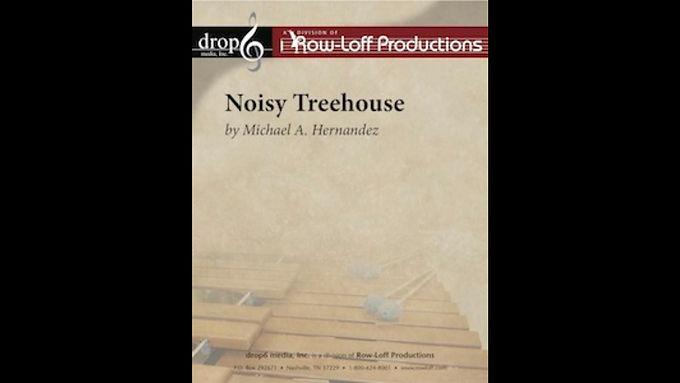 【室內打擊樂】嘈雜的樹屋 Noisy Treehouse