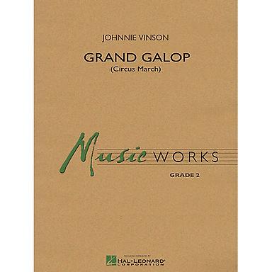 國小組 Grand Galop (Circus March) by Johnnie Vinson
