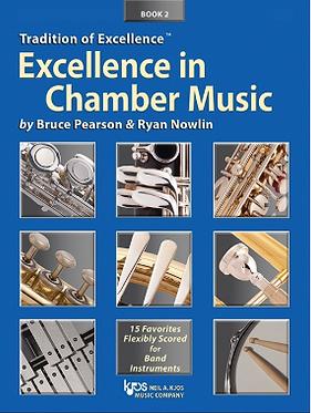 最佳室內樂套譜 Excellence in Chamber Music Book 2 - Eb 中音薩克斯風