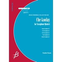 【薩克斯風五重奏】Che Koolay | チェッコリ