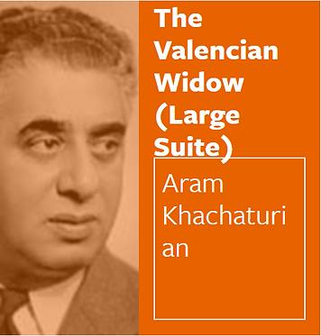 瓦倫西亞寡婦 The Valencian Widow