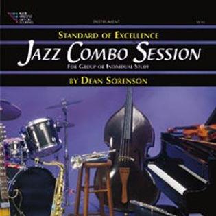 史丹達爾最佳爵士教程 - 爵士鼓 Combo