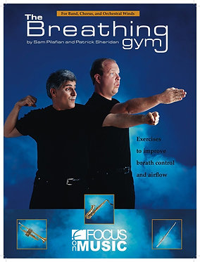 NEW 呼吸練習教材 The Breathing Gym