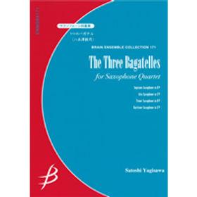 【薩克斯風四重奏】Three Bagatelles - 3つのバガテル