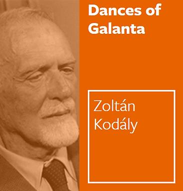 格蘭達舞曲 Dances of Galanta