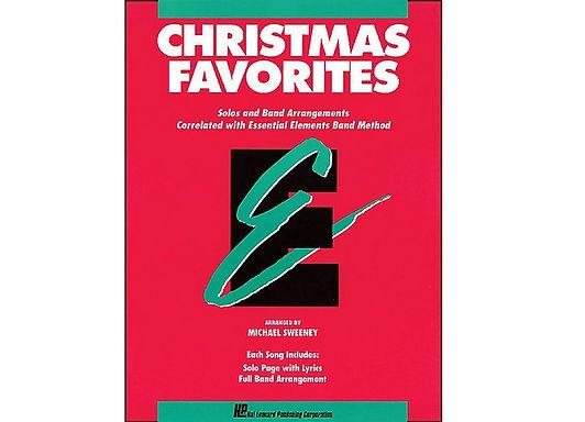 聖誕曲集 Christmas Favorites - Bb 豎笛