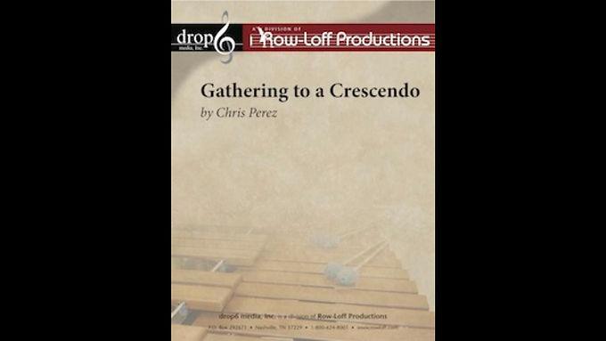 【室內打擊樂】集結漸強 Gathering to a Crescendo