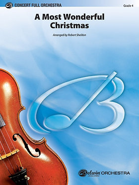 【管弦樂團】 最美好的聖誕節 A Most Wonderful Christmas