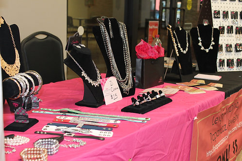 Vendor Booth at July 14 Bride2Bride Resale Event