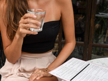 How to Correctly Drink Water, According to Ayurveda