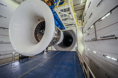 Trent XWB in Test Cell