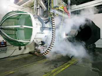 F414 Engine Test