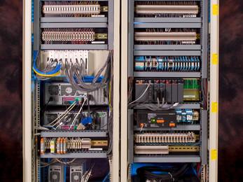 Control System Rack