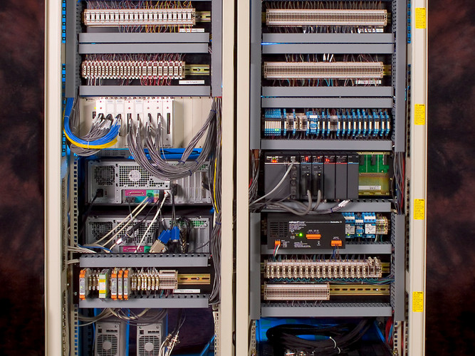 Control System Rack