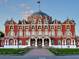 Винное казино в Петровском Путевом Дворце в Москве