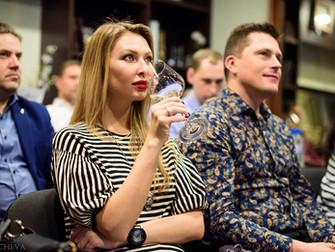 Дегустация вин от De Gusto с Евгением Валеевым на презентации часовых марок Frederique Constant и Ph