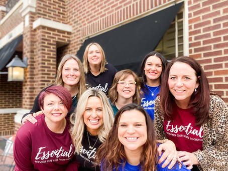 YOU ARE ESSENTIAL! GET YOUR TSHIRT TODAY!  #Buy1Give1