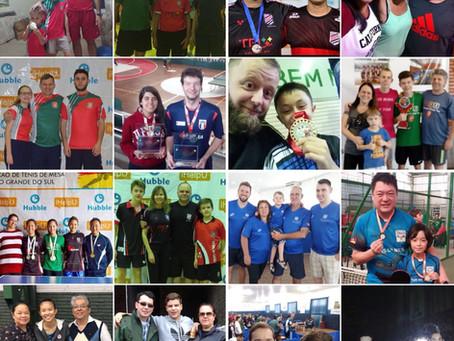 Tênis de mesa: o esporte que une famílias no Rio Grande do Sul