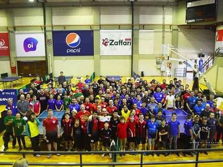 FTMRS realiza torneio histórico na Sogipa!