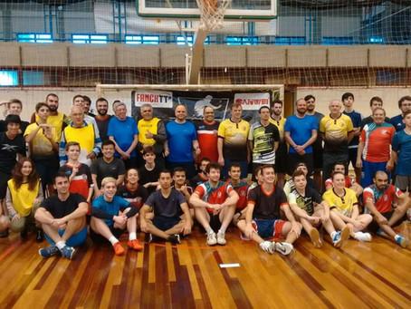 Primeira etapa da Liga Gaúcha ocorreu no último domingo, no CETE, em Porto Alegre