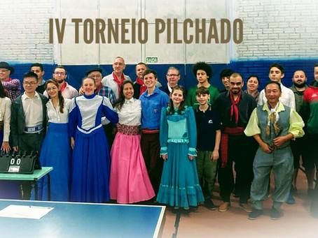 Tênis de mesa, churrasco e tradição gaúcha - IV Tênis de Mesa Pilchado da ACENB-Ivoti