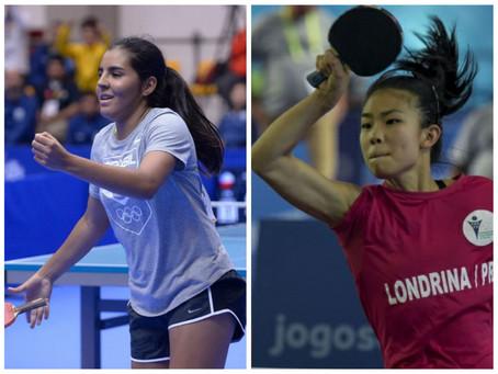 Lívia Lima e Daniela Yano são as novas atletas da Sogipa