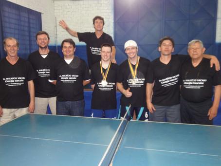 Palmeira das Missões retorna ao circuito gaúcho de tênis de mesa