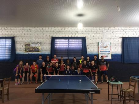 Tênis de mesa universitário: I Liga Universitária Gaúcha da modalidade é realizada com sucesso