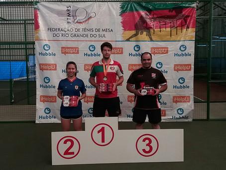 Caxias Open reúne 72 atletas!