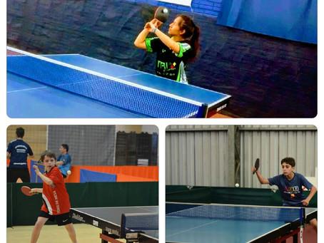 Três gaúchos são convocados para participar da seletiva nacional de tênis de mesa!