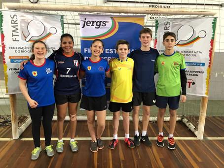 Definida a Seleção Gaúcha que irá competir nos Jogos Escolares da Juventude 2018