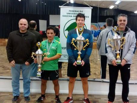 Tênis de mesa será uma das modalidades dos JUGS-2017