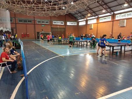 Tênis de mesa movimenta Lajeado no último fim de semana