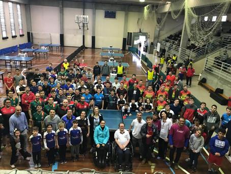 Grand Slam em Bento Gonçalves bate recorde de inscritos