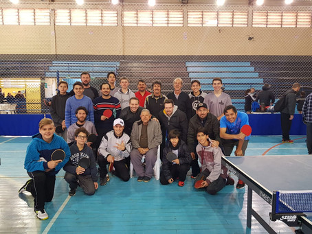 Primeira etapa da Liga Norte RS de tênis de mesa ocorre em Palmeira das Missões