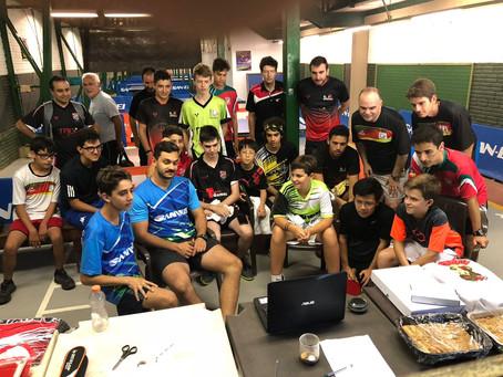 Liga Sogipa contou com 40 participantes!
