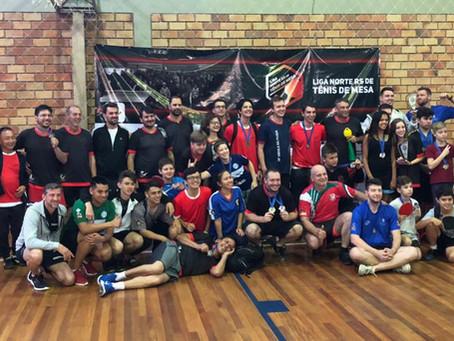 Liga Norte em Carazinho conta com 72 participantes!