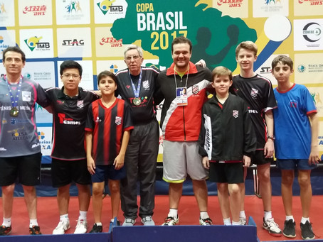 Gaúchos trazem dois BRONZES da Copa Brasil Maringá!