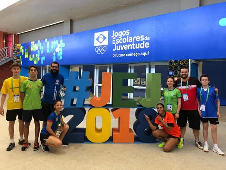Jogos Escolares da Juventude: delegação gaúcha retorna com seis medalhas!