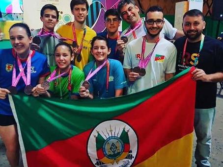 Seleção gaúcha escolar faz história nos Jogos Escolares da Juventude - 2019
