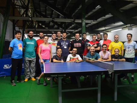 Curso de Formação de Técnico Nível I - ITTF é realizado no RS!