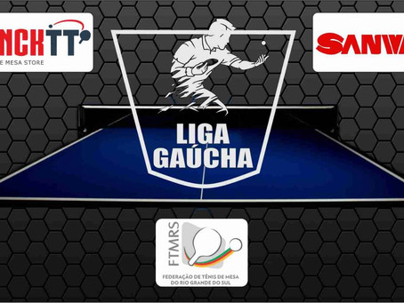 Liga Gaúcha de equipes é realizada com grande sucesso!
