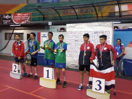 Alexon Piccolin da A/RAMPA – Tinoco Esportes traz duas medalhas de torneio internacional!