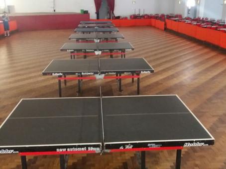 Sociedade Ginástica de São Leopoldo volta a ser a casa do tênis de mesa leopoldense!