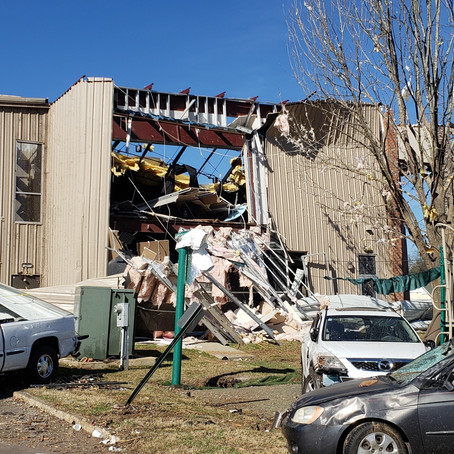 StEER FAT-1 Deploys to Survey Impacts of 19 January 2019 Tornadoes in Alabama